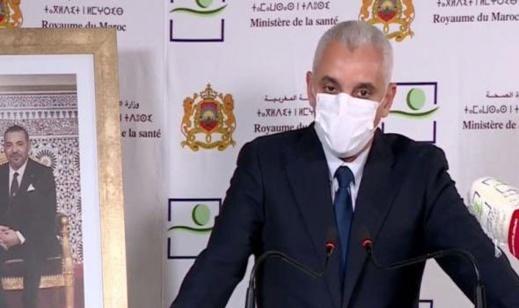 وزير الصحة : تصريحي تم تأويله ولا وجود لقرار إعادة 300 مغربي من العالقين بالخارج في الأسبوع