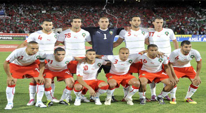 الإعلان عن تشكيلة المنتخب الوطني التي ستواجه المنتخب الموزمبيقي