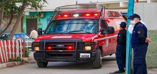 تحليل سلبي لعامل نظافة بأزغنغان أدخل للمستشفى كحالة محتمل إصابتها بكورونا