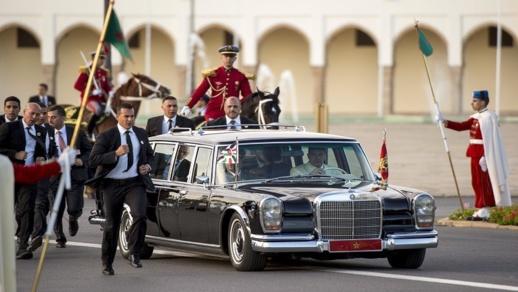 الحاج زامبيا.. أشهر المتربصين بموكب الملك بالناظور ومدن أخرى يغادر الحياة بسبب كورونا