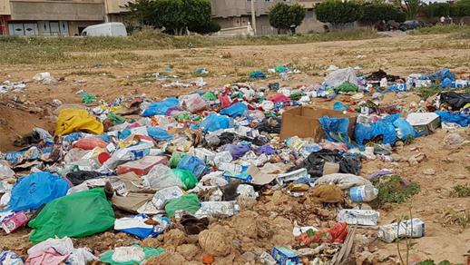 مطارح عشوائية للنفايات المنزلية تثير غضب ساكنة أيت مايت بإقليم الدريوش