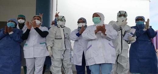 شفاء 517 حالة جديدة خلال 24 ساعة الماضية بالمغرب