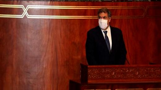 وزير الداخلية: تخفيف التدابير الصحية لا يعني وقف حالة الطوارىء