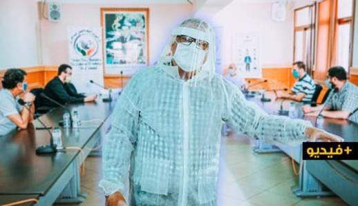 الناظور.. مطالب بإتخاذ إجراءات وقائية داخل صالونات الحلاقة قبل إستئناف العمل