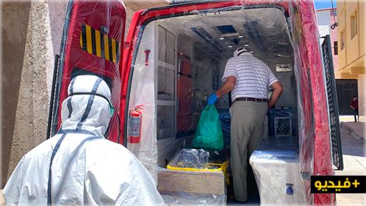 شاهدوا.. إجراء 10 تحليلات لمخالطي سائق الطاكسي الذي تأكد إصابته بفيروس كورونا بالناظور