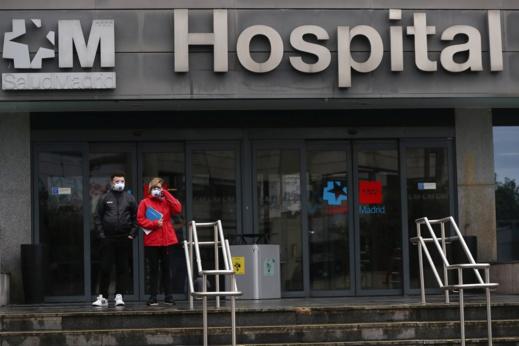 مستشفيات مدريد ترفض معالجة المغاربة العالقين ذوي الأمراض المزمنة