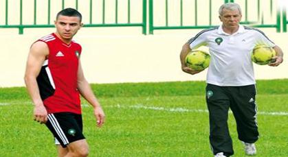 الريفي أسامة السعيدي يغيب عن مباراة المغرب أمام الموزمبيق