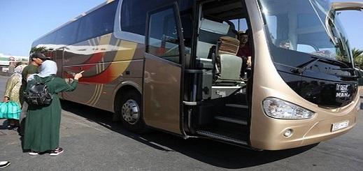 حافلات نقل المسافرين ستستأنف عملها يوم الخميس إذا حلّ التفاوض هذه النقطة العالقة