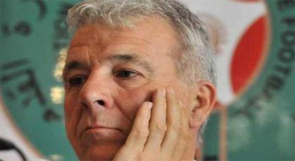 وأخيرا.. الجامعة الملكية لكرة القدم تقيل البلجيكي إيريك غيريتس