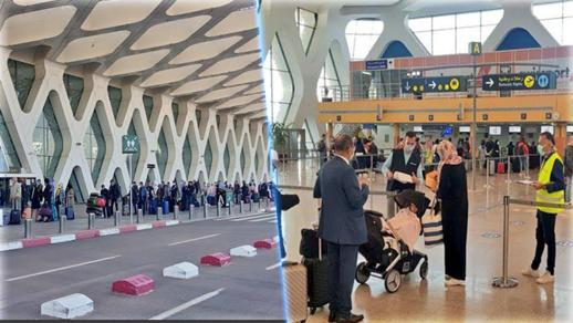 السفارة الفرنسية تعيد ألف و500 شخص عالق بالمغرب عبر رحلات جوية