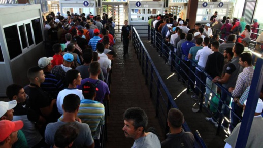مباشرة بعد فتح الحدود.. سلطات مليلية ستفرض الفيزا على الناظوريين وتمنع العمال بدون عقد من الدخول