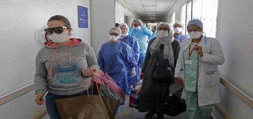 """تسجيل 73 حالة إصابة جديدة بـ""""كورونا"""" في المغرب ترفع الحصيلة إلى 8610 حالة"""