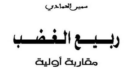 """أكاديميون مغاربة ينوّهون بـ""""ربيع الغضب"""" للباحث الناظوري سمير الحمادي"""