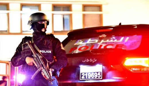 انفراد.. الشرطة القضائية تهتدي إلى أحد منفذي جريمة القتل بالعروي ووالي الأمن يحل بمسرح الجريمة