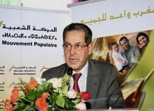 وزير الداخلية يطالب بنكيران بتسريع إخراج القانون التنظيمي للأمازيغية
