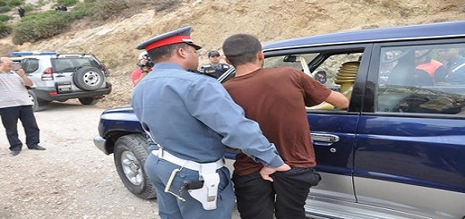 الدرك ينهي الأنشطة الإجرامية لأكبر مروجي المخدرات والخمور بجماعة بودينار