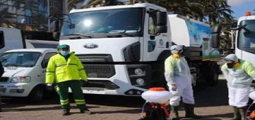 """جماعة الناظور تضع """"شاحنة و4 عمال"""" رهن إشارة الجمعيات لإنجاح حملات النظافة"""