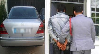 الدرك بزايو يلقي القبض على أكبر رئيس عصابة إجرامية مخصصة في اعتراض سبيل المارة