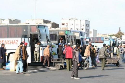 وزير التجهيز يكشف عن موعد استئناف السفر عبر الحافلات والطائرات