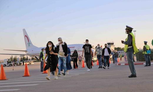 بينهم ناظوريون.. عودة 302 مغربيا من العالقين بتركيا بسبب جائحة كورونا