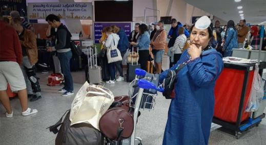 المغرب يعيد 151 من مواطنيه العالقين بتونس