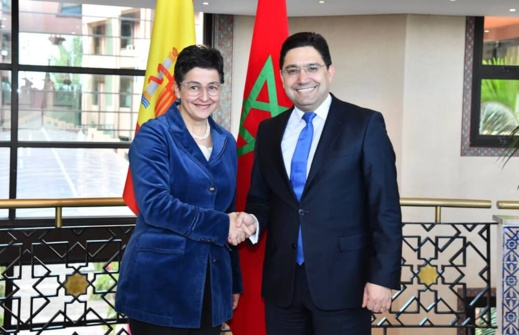 وزيرة الخارجية الإسبانية: نحن مستعدون لمرور المغاربة الراغبين في العودة إلى المغرب خلال الصيف