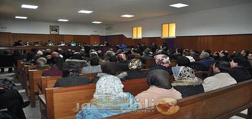 وأخيرا.. وزارة العدل تعلن إمكانية التقاضي بالأمازيغية في المحاكم المغربية