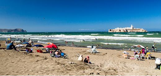 تمديد توقيت إغلاق الشواطئ بإقليم الحسيمة الى الساعة  الثامنة مساء