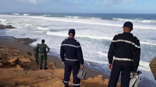 شاطئ السعيدية يبتلع ثاني حالة خلال أسبوع والضحية شاب عشريني