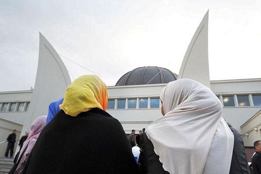 رسميا.. تدشين أكبر وأجمل مسجد مغربي فرنسي بمدينة ستراسبورغ