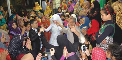السلطات تسمح بإقامة الأعراس والمناسبات خلال المرحلة الثالثة من تخفيف الحجر الصحي
