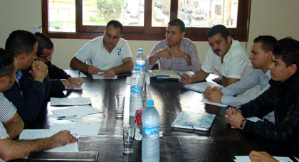 اللجنة التحضيرية لتأسيس منتدى الكفاءات الريفية تعقد اجتماعها الثاني