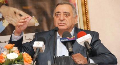 محمد زيّان يثمّن مسيرة اللجنة الوطنية لتحرير سبتة ومليلة ويدعو إلى إقامة إمارتين على الثغير المحتلين