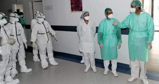 كورونا يواصل ضرب أطبّاء وممرضي مستشفى بطنجة والحصيلة مرشحة للارتفاع