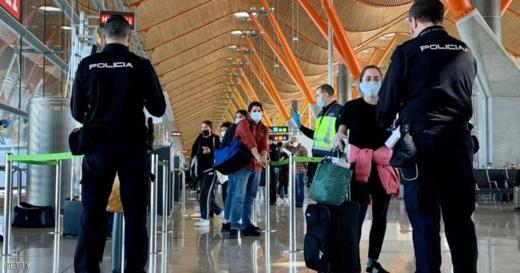 إسبانيا تلغي الحجر الصحي للسياح وتكتفي بقياس حرارتهم وتتبع خارطة تنقلاتهم
