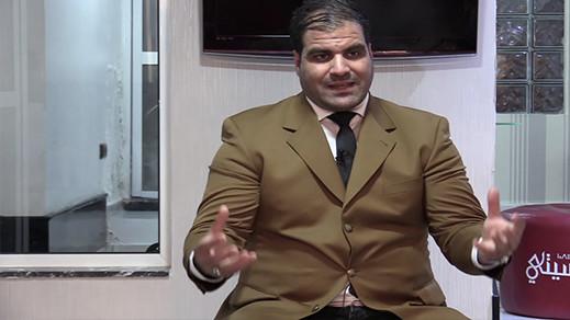 الناظوري مراد يبقى يتحدث عن إتمام جولات البطولة الوطنية