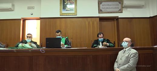 36 سنة سجنا لمتهمين في قضايا إجرامية بالناظور