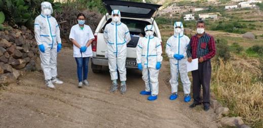 تسجيل 164 إصابة بفيروس كورونا بالمغرب خلال 24 ساعة الماضية