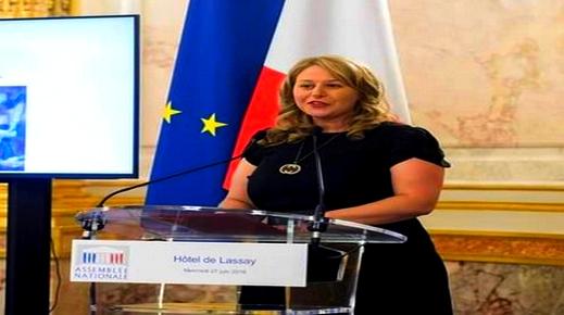 """المغربية """"حي"""" ضمن تشكيلة الحكومة الفرنسية الجديدة"""