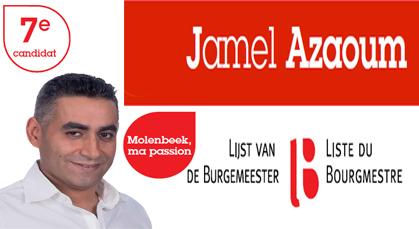 """ابن مدينة الناظور """"جمال أزعوم"""" يستعد لخوض غمار الانتخابات بعاصمة بلجيكا بروكسيل"""
