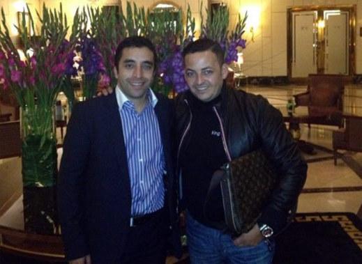 رجل الأعمال الناظوري رشيد فوتاتي يدخل عالم الاستثمار في المحروقات بولاية تكساس الأمريكية