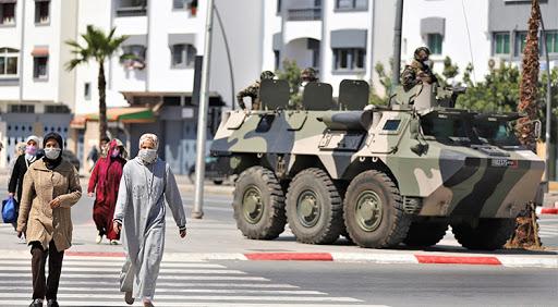 الحكومة تمدد حالة الطوارئ الصحية  إلى غاية شهر غشت