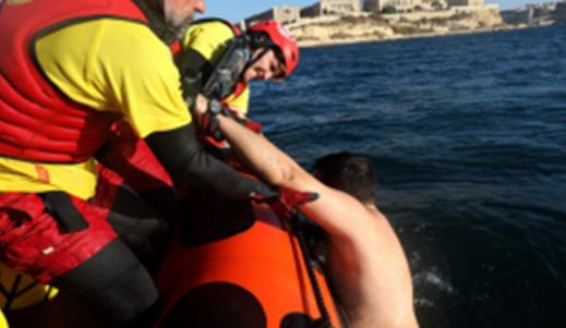 البحرية الإسبانية تنقذ أربعة مهاجرين مغاربة أبحروا من أحد سواحل الرّيف