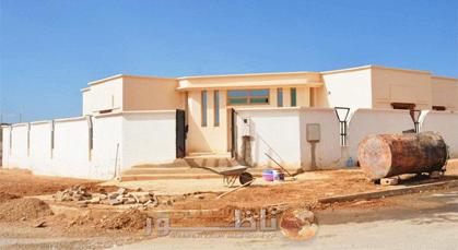 إحداث فرعية تابعة لمدرسة صلاح الدين الأيوبي بحي معمل السكر الشرقي  بزايو
