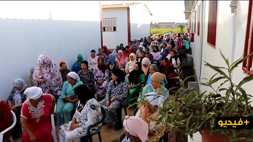 عاملات الفراولة المغربيات في إسبانيا يوجّهن نداء عاجلا لرئيس الحكومة لفتح حدود المملكة