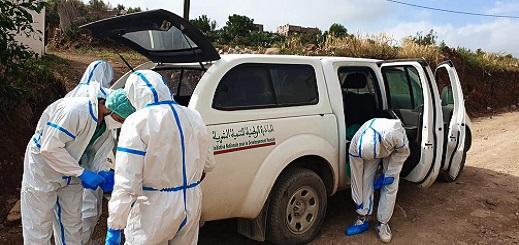 """عدد الإصابات بفيروس """"كورونا"""" في الجهة الشرقية يصل الى 291 حالة"""