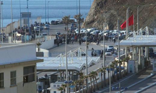 إسبانيا تمدّد إغلاق معابر سبتة ومليلية المحتلتين حتى فاتح غشت المقبل
