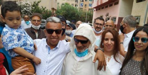 مندوبية السجون تحذر المهداوي بعد مرور يومين على معانقته للحرية
