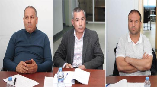 إحالة ملف حوليش ونائبيه وموظف بالبلدية على قاضي التحقيق