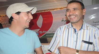 أفتاتي لناظوسيتي: أعدكم بمستقبل جيد للأمازيغية وأقول للمعارضة فَاتكم القِطارْ
